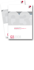 FP Financial Report Q3 2008