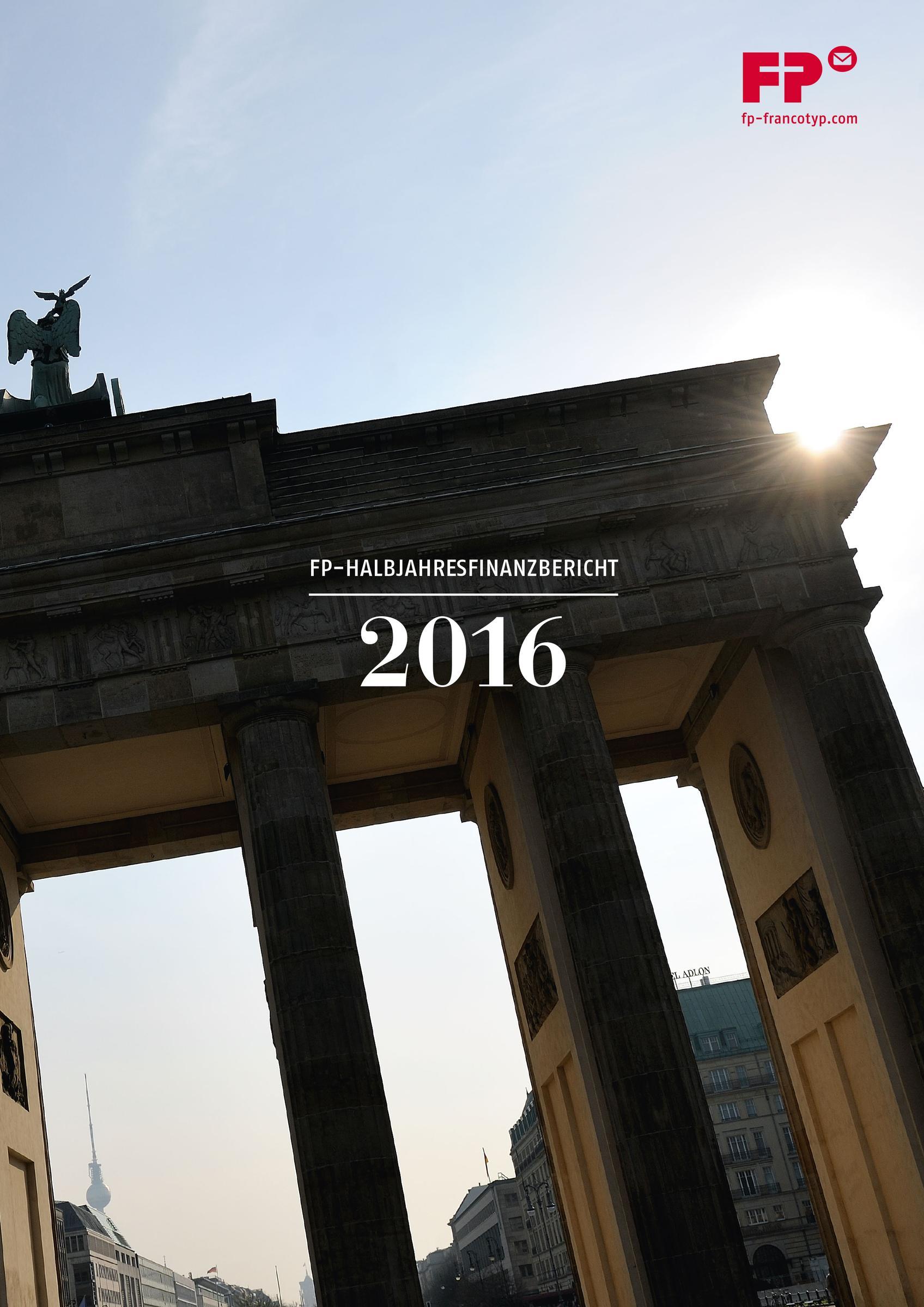 FP Quartalsbericht H12016
