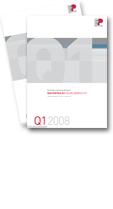 FP Financial Report Q1 2008