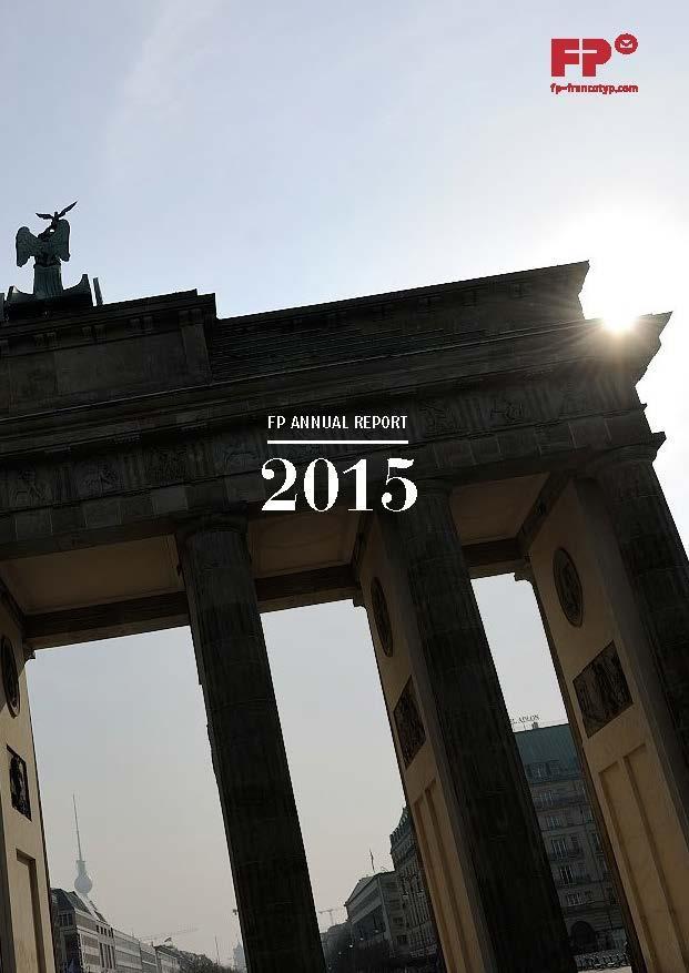 FP Annual Report 2015
