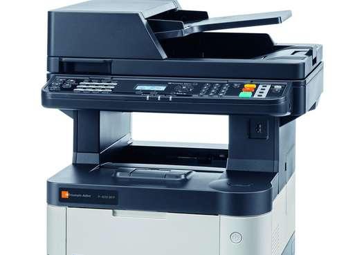 Drucker schwarz-weis