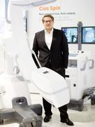 Peter Richter says yes to intraoperative 3D imaging in orthopedics and traumatology.
