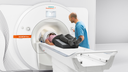 The 7T MR scanner Magnetom Terra is the first ultra-high field MR scanner released for clinical use. © Siemens Healthineers
