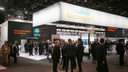 Siemens Healthineers booth at RSNA 2019
