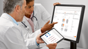 The AI-Pathway Companion from Siemens Healthineers uses Artificial Intelligence, including Natural Language Processing, to bring together data on a patient&rsquo;s disease and treatment status and presents it via an intuitive graphical user interface. <br />Copyright: Siemens Healthineers<br />