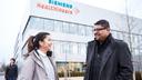 Siemens Healthineers wurde vom international tätigen Forschungs- und Beratungsinstitut Great Place to Work® als einer der besten Arbeitgeber Deutschlands 2020 ausgezeichnet. Wesentlicher Faktor für die Zufriedenheit der Mitarbeitenden von Siemens Healthineers ist die Überzeugung, die Gesundheitsversorgung durch die eigene berufliche Tätigkeit zu verbessern und so einen Beitrag für die Gesellschaft zu leisten.