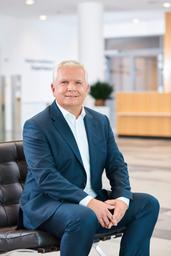 Arthur Kaindl, Head of Magnetic Resonance at Siemens Healthineers.