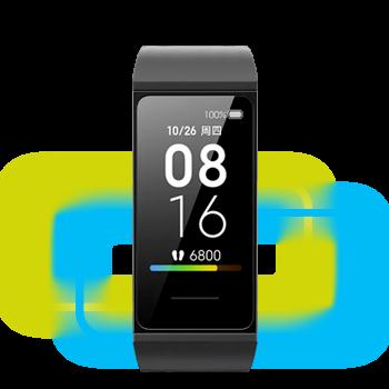 Xiaomi Mi Band 4c Fitnessuhr