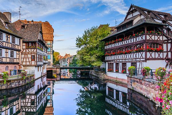 Straßburg Stadtbild