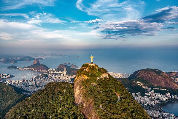 Rio de Janeiro Stadtbild