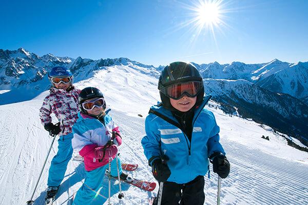 Hochzeiger Winter, Tirol, Österreich
