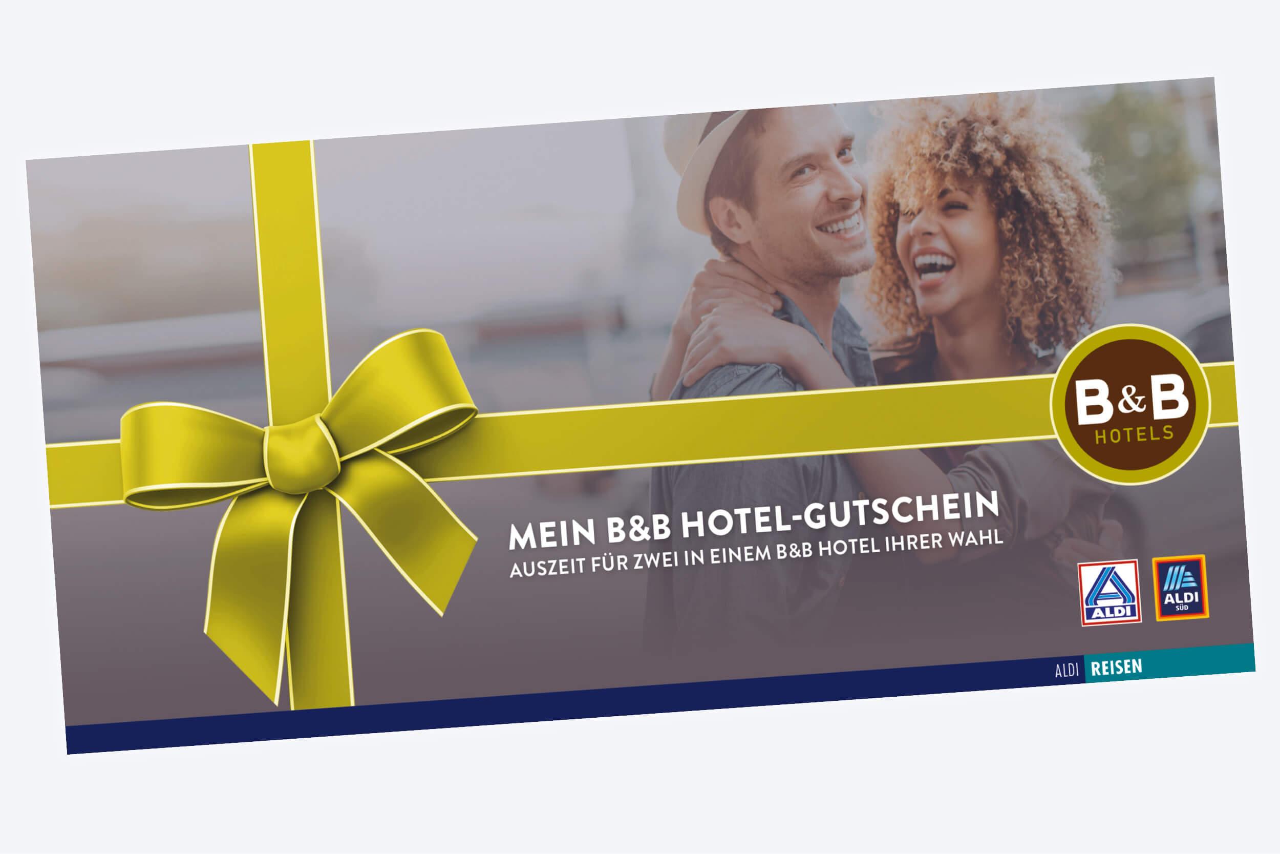 ALDI, Gutschein, B&B Hotel Gutscheinaktion