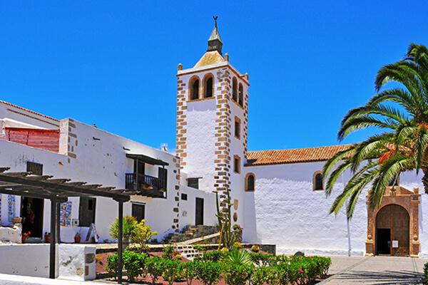 Betancuria, die ehemalige Hauptstadt von Fuerteventura