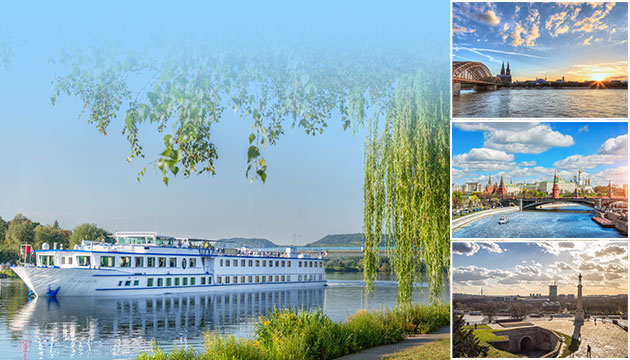 Fluss, Flusskreuzfahrt, Schiff, Europa, Köln, Moskau, Belgrad