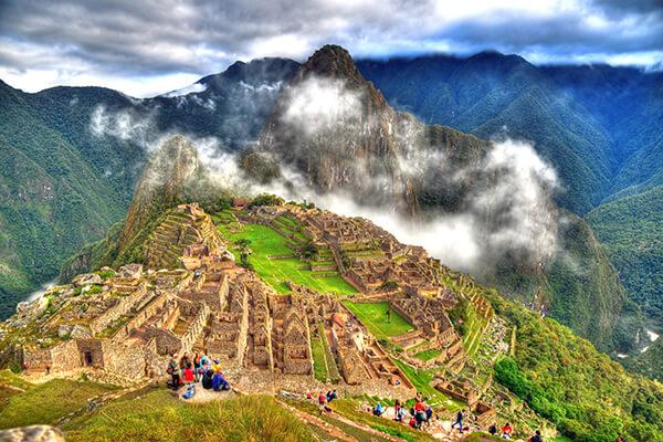 Inka-Stätte Machu Picchu, Peru