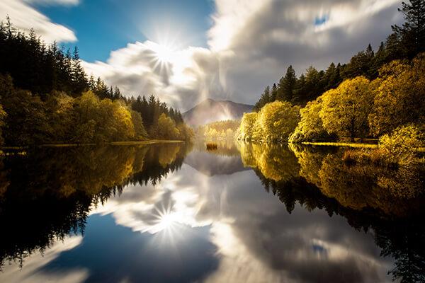 Schottland Zeitzone