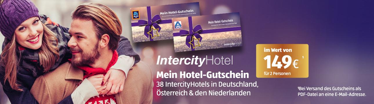 IntercityHotel, Gutschein, Auszeit, Kurzurlaub