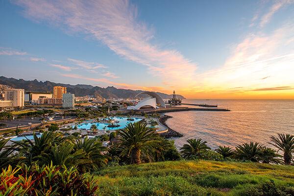 Santa Cruz de Tenerife, Teneriffa