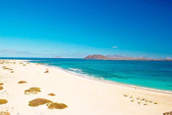 Corralejo Duenen, Fuerteventura