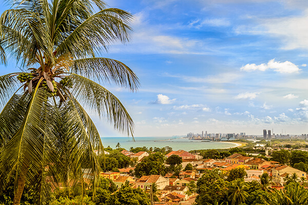 Recife Stadt