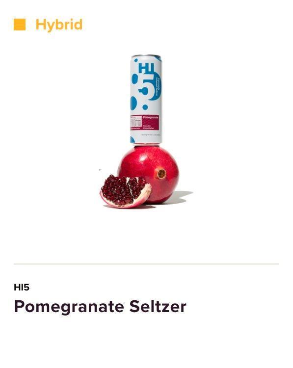 Hi5 Pomegranate