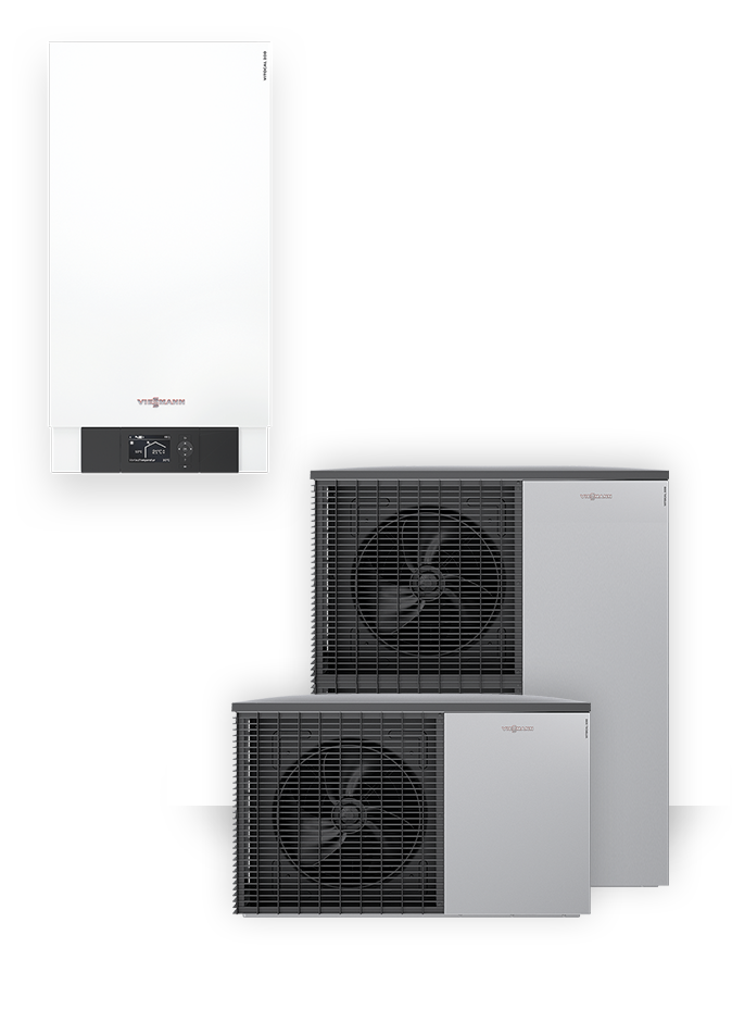 Vitocal 200-A Heat Pump - for greener, low cost heating