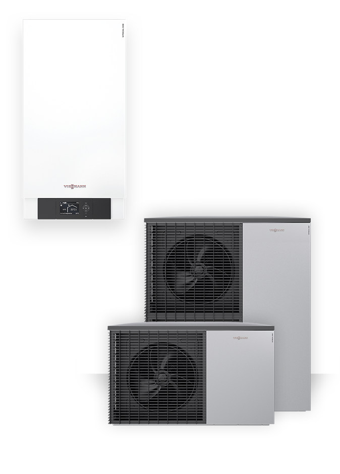 Vitocal 200-A Air Source Heat Pump