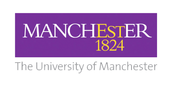 The University of Manchester logo - Viessmann Partners