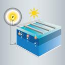 Construction of a silicon solar cell
