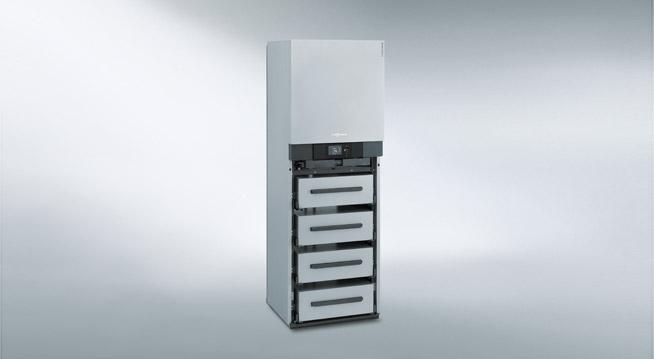 Vitocharge energy storage unit