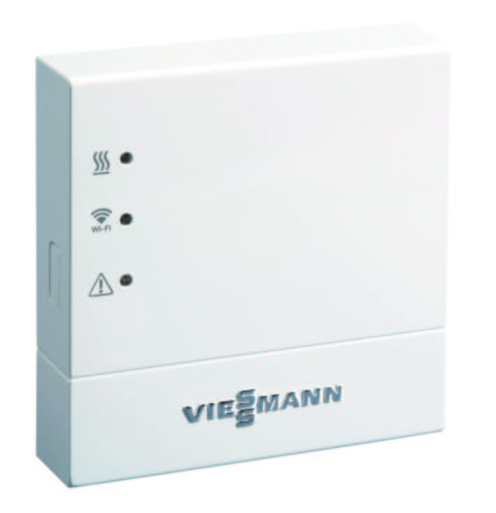 Vitoconnect 100 for Viessmann vitoconnect