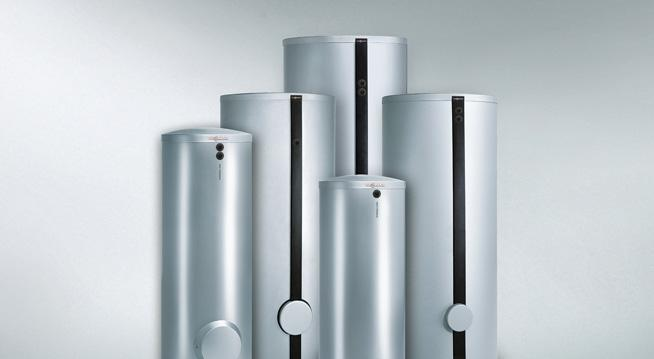 DHW Cylinders