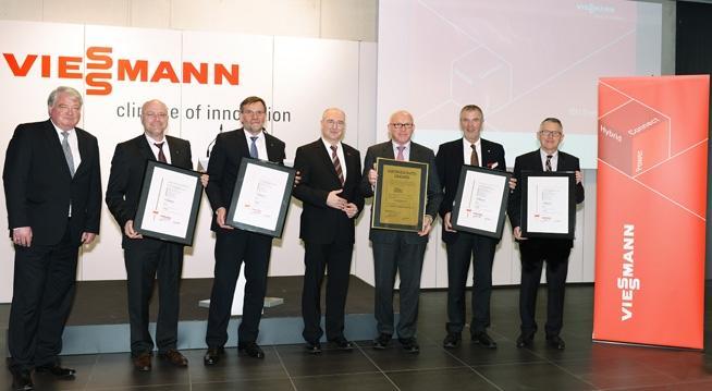 Trade partner award 2015