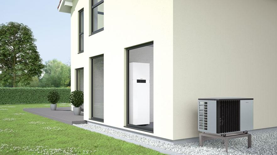 Vitocal 222-A Heatpump