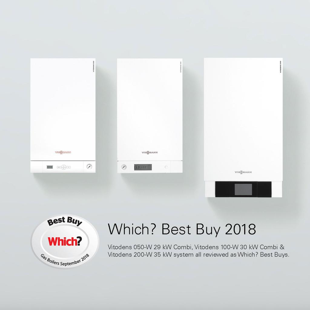 Vitodens Range - Which? Best Buy 2018 - mobile