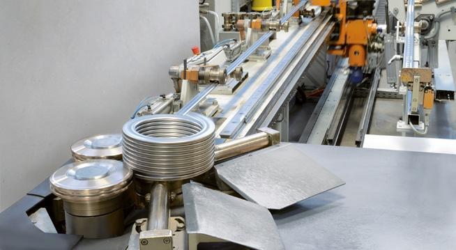 Heat Exchanger Production