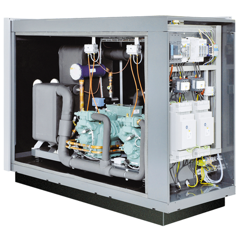Product section - Vitocal 350-G Pro brine/water heatpump