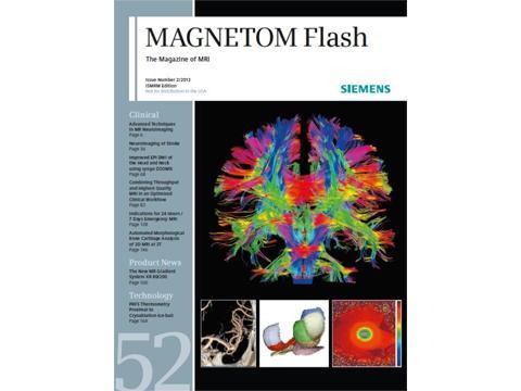 MAGNETOM Flash - ISMRM Edition - Issue 52