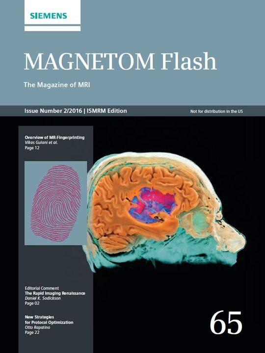 MAGNETOM Flash – ISMRM Edition – Issue 65