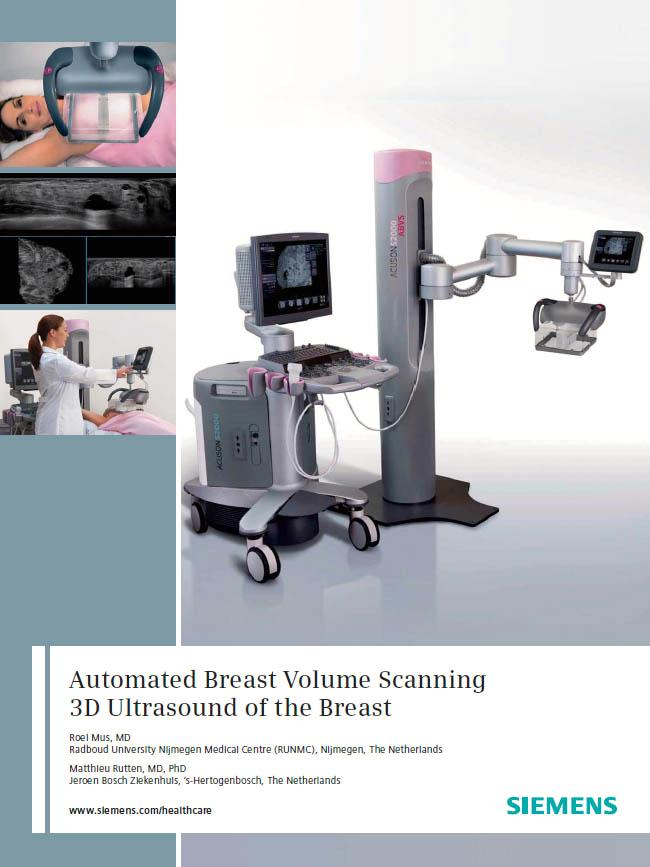 Automated Breast Volume Scanning: 3D Ultrasound of the Breast