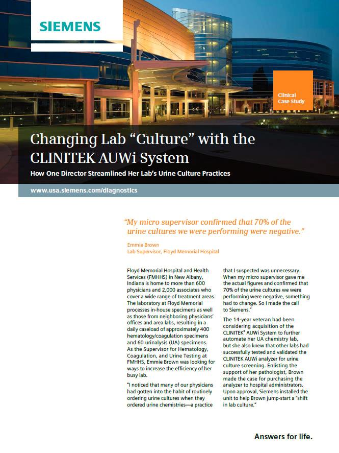 changing lab culture