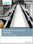 Laboratory Automation Checklist