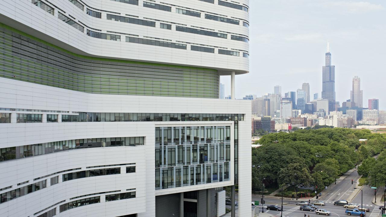 Through a hospital transformation process, Rush University Medical Center became a hospital of the future.