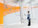 Twin Robotic X-ray scanner Multitom Rax - See the unseen in Real 3D