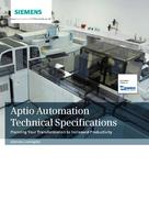 Aptio Automation Technical Specifications