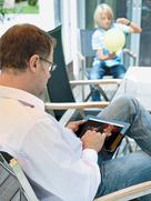 At a German hospital, the use of a mobile medical app has led to a complete process change in medical image sharing.