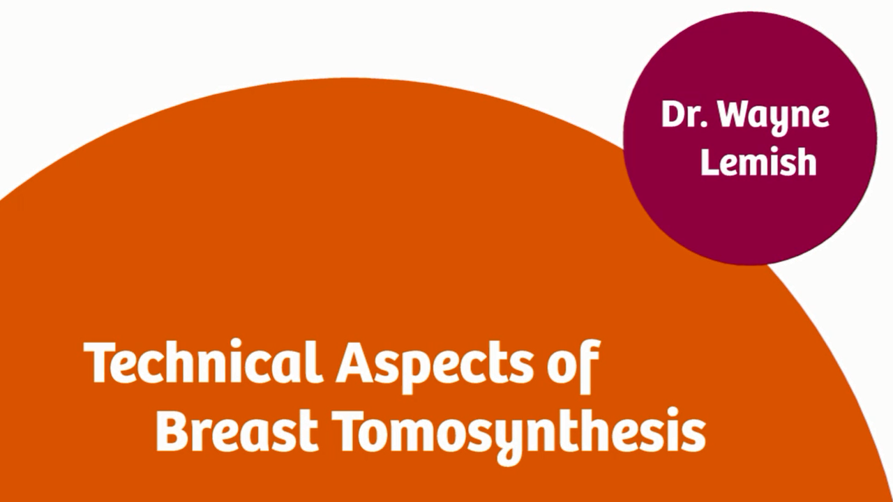 Technical Aspects of Breast Tomosynthesis
