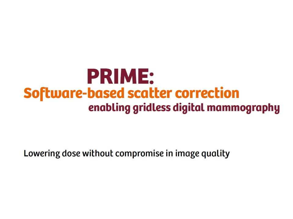 Technical and clinical validation of PRIME Technology