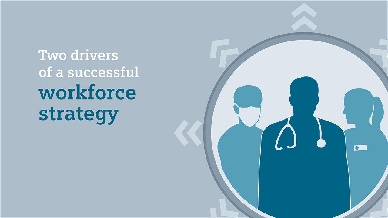 Healthcare recruitment is becoming increasingly important.