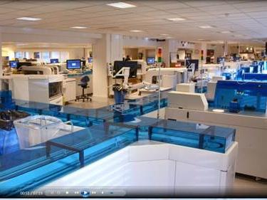 Learn how workflow consulting, data-driven design, comprehensive transition planning, and strong project management helped transform the largest private reference lab in Scandinavia.